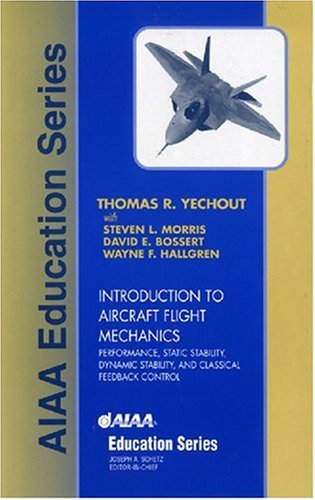 Introduction to Aircraft Flight Mechanics   2003 edition cover