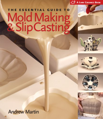 Essential Guide to Mold Making and Slip Casting   2007 edition cover
