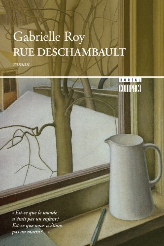 RUE DESCHAMBAULT N/A edition cover