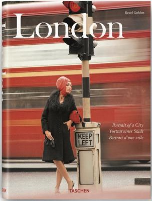 London - Portrait of a City Portrait of a City  2012 9783836528771 Front Cover