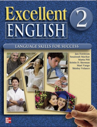 Excellent English: Level 2 (High Beginning)  2008 edition cover