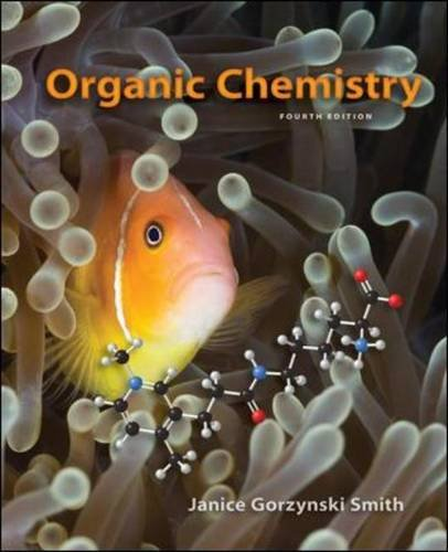 Organic Chemistry  4th 2014 edition cover