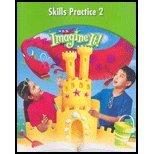 Imagine It! - Skills Practice Workbook 2 - Grade 2   2008 edition cover