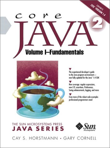 Core Java 2 Fundamentals 6th 2002 9780130471772 Front Cover