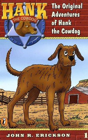 Original Adventures of Hank the Cowdog   1983 9780141303772 Front Cover
