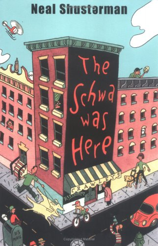 Schwa Was Here  Reprint edition cover