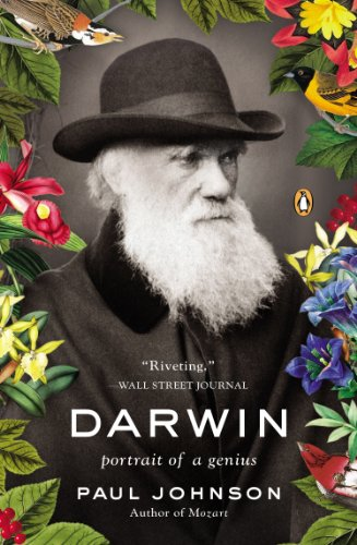 Darwin Portrait of a Genius  2013 edition cover
