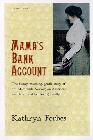 Mama's Bank Account   1968 (Reprint) edition cover