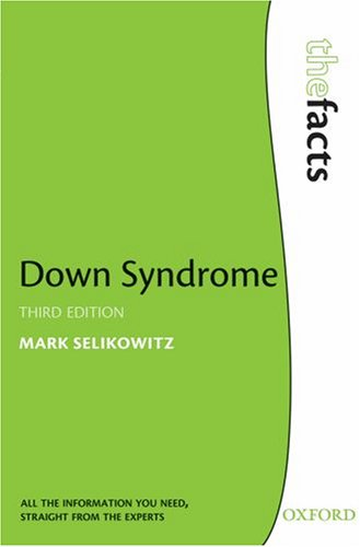 Down Syndrome  3rd 2008 9780199232772 Front Cover