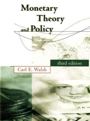 Monetary Theory and Policy  3rd 2010 edition cover