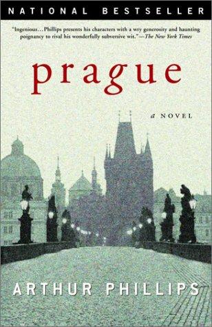 Prague   2003 edition cover