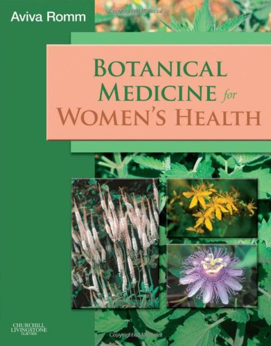 Botanical Medicine for Women's Health   2009 edition cover