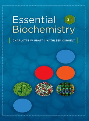 Essential Biochemistry  2nd 2011 edition cover