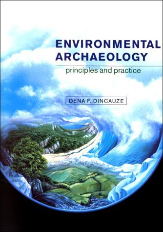 Environmental Archaeology Principles and Practice  2000 edition cover