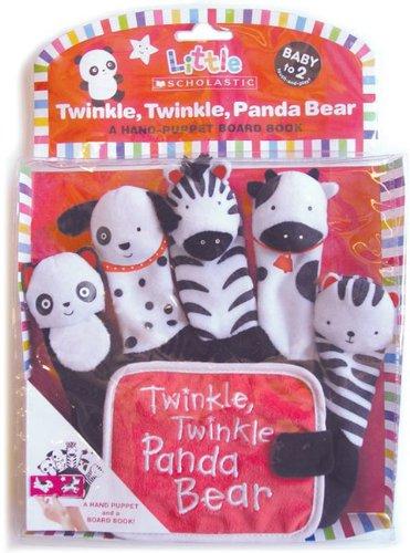 Twinkle, Twinkle, Panda Bear   2008 9780545013772 Front Cover