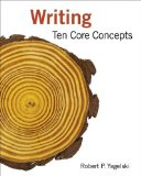 Writing Ten Core Concepts  2015 edition cover