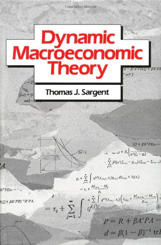 Dynamic Macroeconomic Theory   1987 edition cover