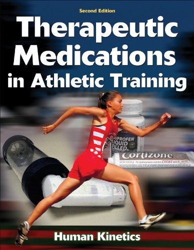 Therapeutic Medications in Athletic Training  2nd 2007 edition cover