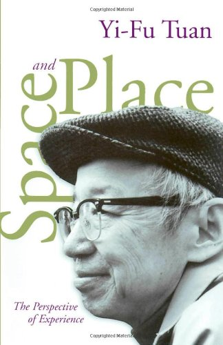Space and Place The Perspective of Experience  1977 edition cover