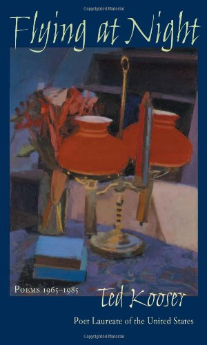Flying at Night Poems 1965-1985  2005 edition cover