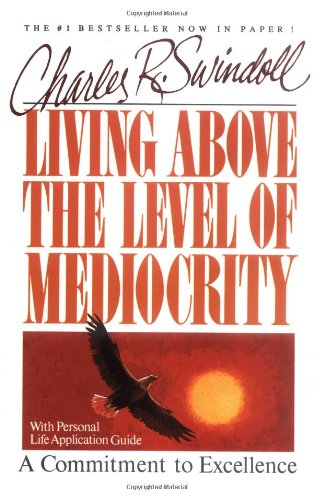 Living above the Level of Mediocrity   1989 edition cover