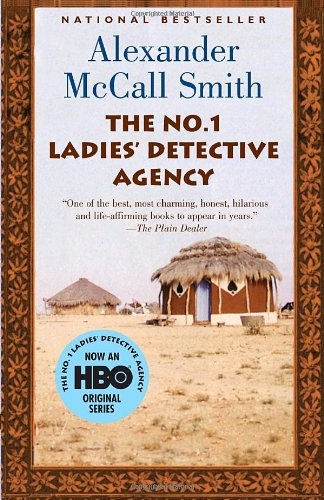 No. 1 Ladies' Detective Agency   2002 9781400034772 Front Cover