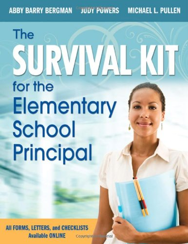 Survival Kit for the Elementary School Principal   2010 edition cover
