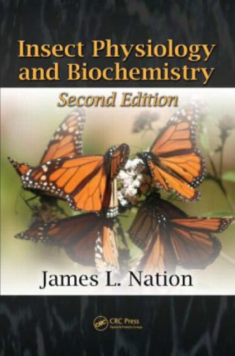 Insect Physiology and Biochemistry, Second Edition  2nd 2008 (Revised) 9781420061772 Front Cover