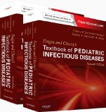 Feigin and Cherry's Textbook of Pediatric Infectious Diseases Expert Consult - Online and Print, 2-Volume Set 7th 2013 edition cover
