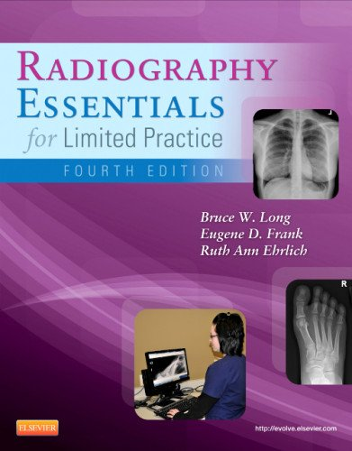 Radiography Essentials for Limited Practice  4th 2013 9781455740772 Front Cover