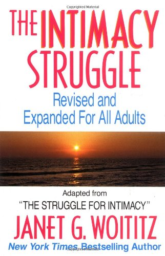Intimacy Struggle Revised and Expanded for All Adults  1993 9781558742772 Front Cover