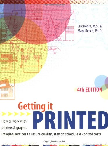 Getting It Printed  4th 2004 (Revised) edition cover