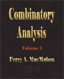Combinatory Analysis - N/A edition cover