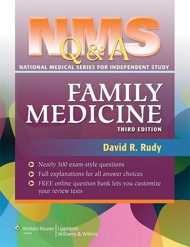 Family Medicine  3rd 2011 (Revised) edition cover