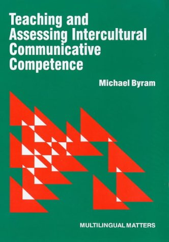 Teaching and Assessing Intercultural Communicative Competence   1997 edition cover
