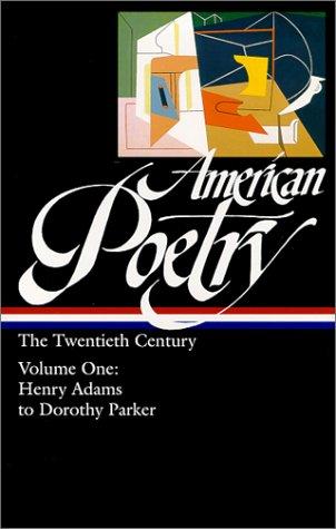 American Poetry The Twentieth Century  2000 edition cover