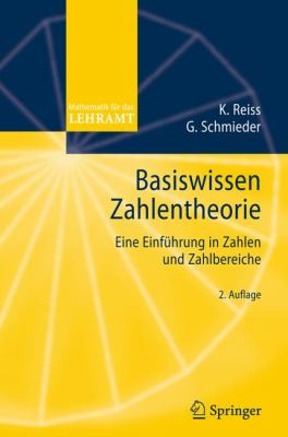 Basiswissen Zahlentheorie  2nd 2007 edition cover
