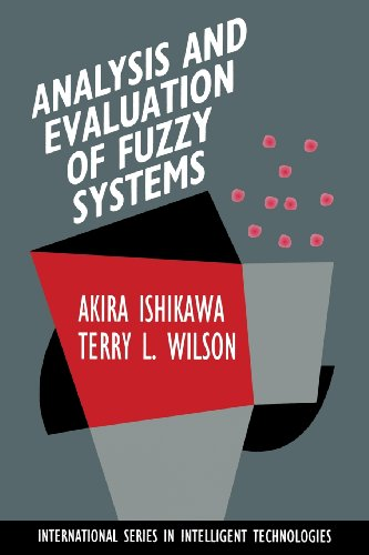 Analysis and Evaluation of Fuzzy Systems   1995 edition cover