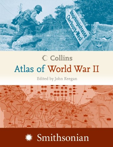 Collins Atlas of World War II  N/A edition cover