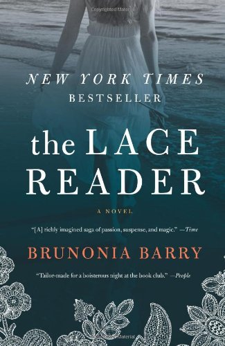 Lace Reader A Novel N/A 9780061624773 Front Cover
