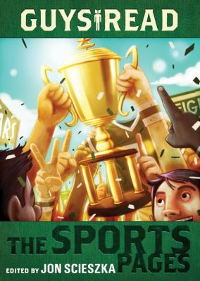 Sports Pages   2012 edition cover