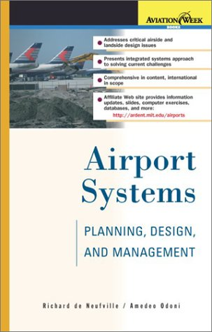 Airport Systems Planning, Design, and Management  2003 edition cover