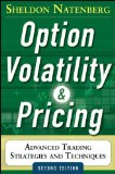 Option Volatility and Pricing Advanced Trading Strategies and Techniques 2nd 2015 edition cover