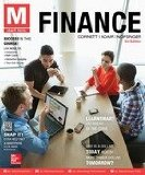 M Finance:  3rd 2015 9780077861773 Front Cover