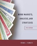 Bond Markets, Analysis, and Strategies:   2015 9780133796773 Front Cover