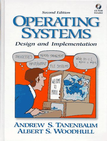 Operating Systems Design and Implementation 2nd 1997 9780136386773 Front Cover