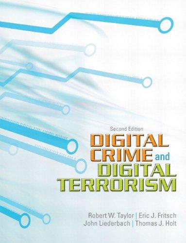 Digital Crime, Digital Terrorism  2nd 2011 edition cover
