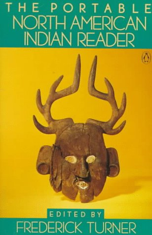 Portable North American Indian Reader   1978 edition cover