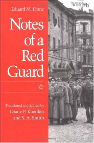 Notes of a Red Guard  N/A edition cover