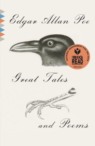 Great Tales and Poems of Edgar Allan Poe   2009 edition cover